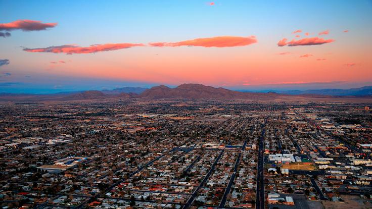 Las Vegas Home Prices Rising Again