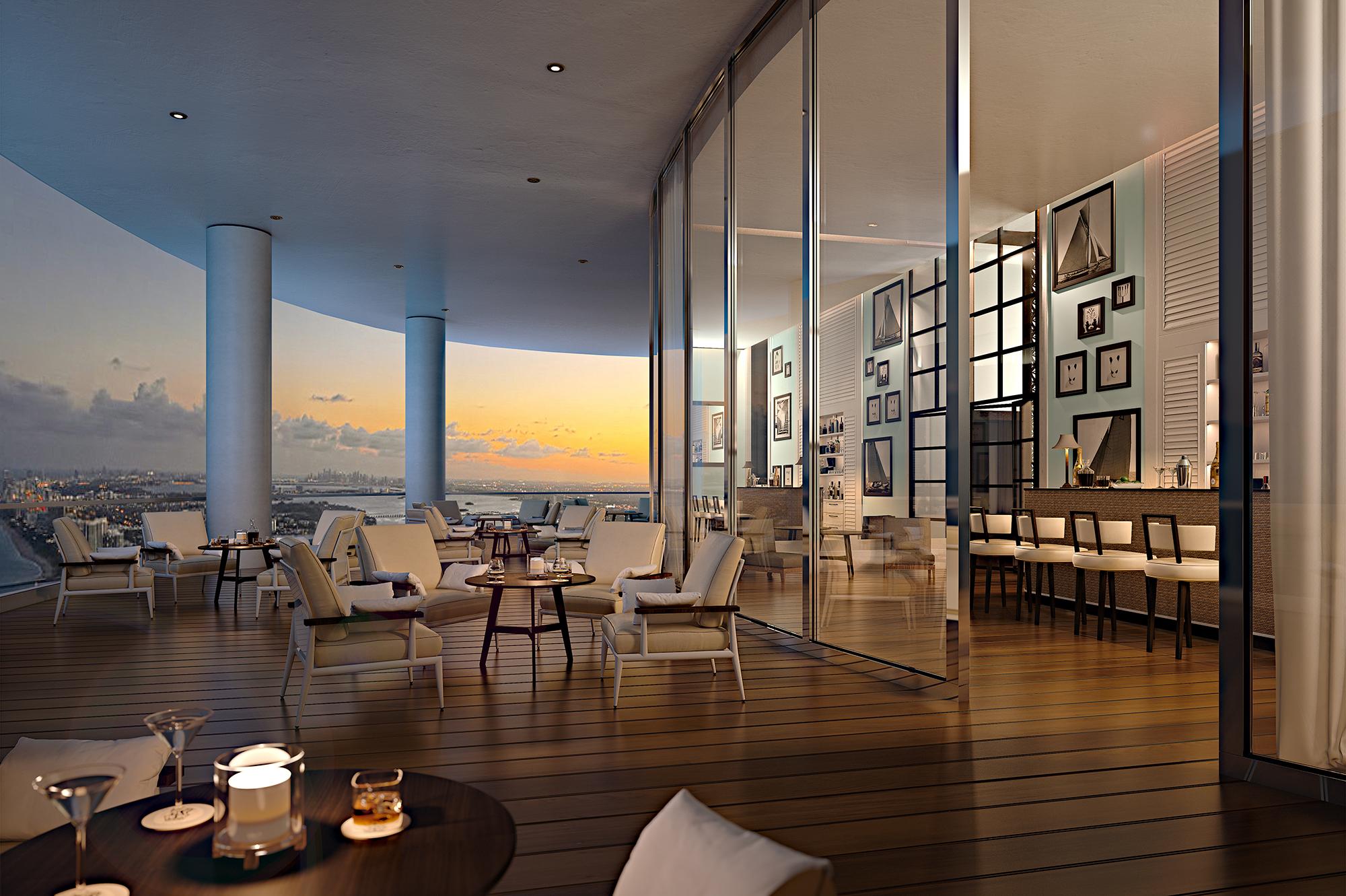 Miami Enjoys Another Record Setting 21 Million Penthouse