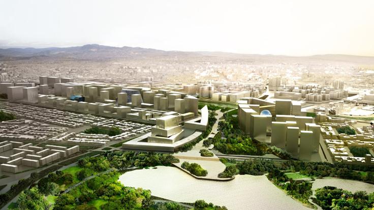 OMA to Design New Bogotá City Center