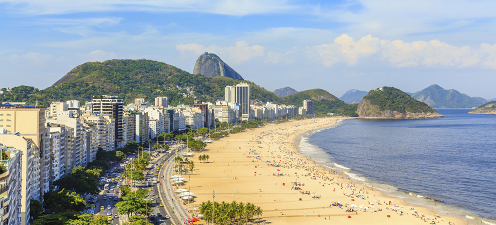 Brazil Hotels' RevPAR Dips as FIFA World Cup Soccer Begins