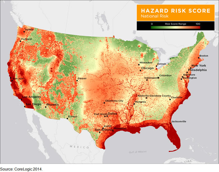 Florida Riskiest State for Property Damage by Natural ...
