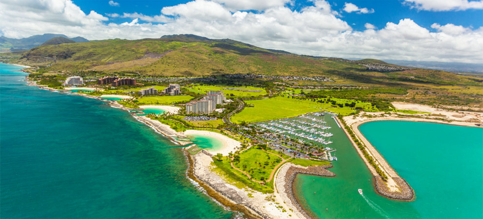 Best Resorts of Hawaii's Main Island Oahu Revealed