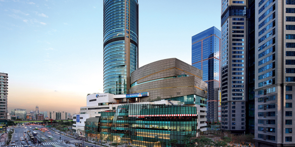 Seoul's D-Cube City, Moscow's Kuntsevo Centre Win Top Emerging Market Design Awards at Dubai Cityscape Conference