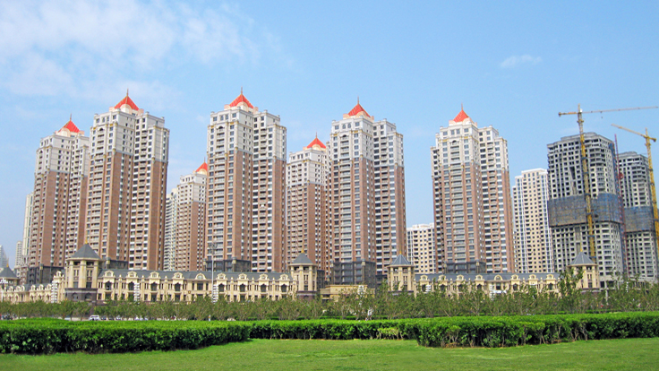 New China Trend: Divorce by Condo