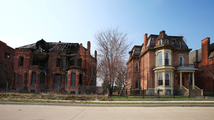 Detroit Best U.S. Market for Fixer-Uppers