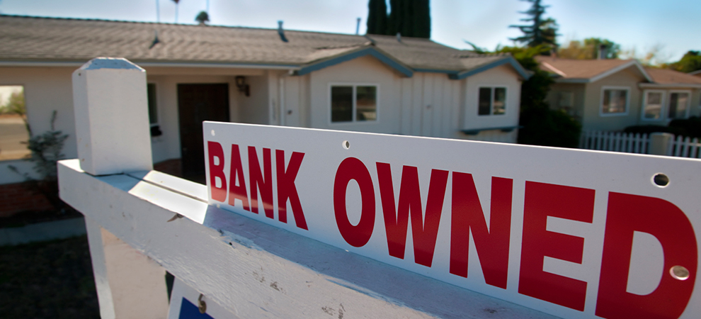 U.S. Foreclosure Inventory Down 31 Percent Annually