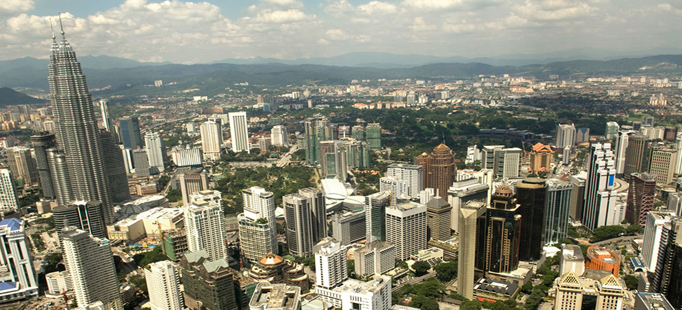 Kuala Lumpur Fastest Growing Asian City for Coworking Supply