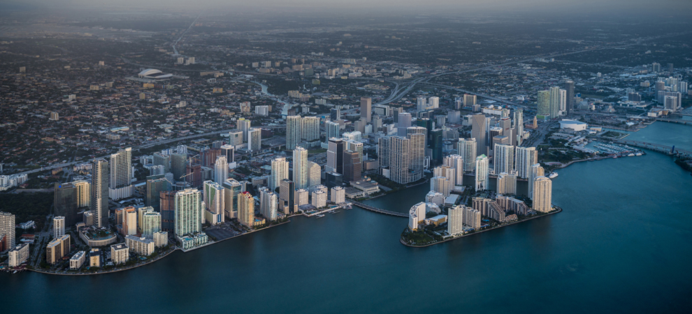Despite Record New Development, Miami's Office Vacancy Remains Low