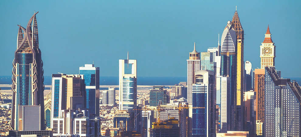 Global Oil Price Collapse Hurting Dubai Office Market Demand
