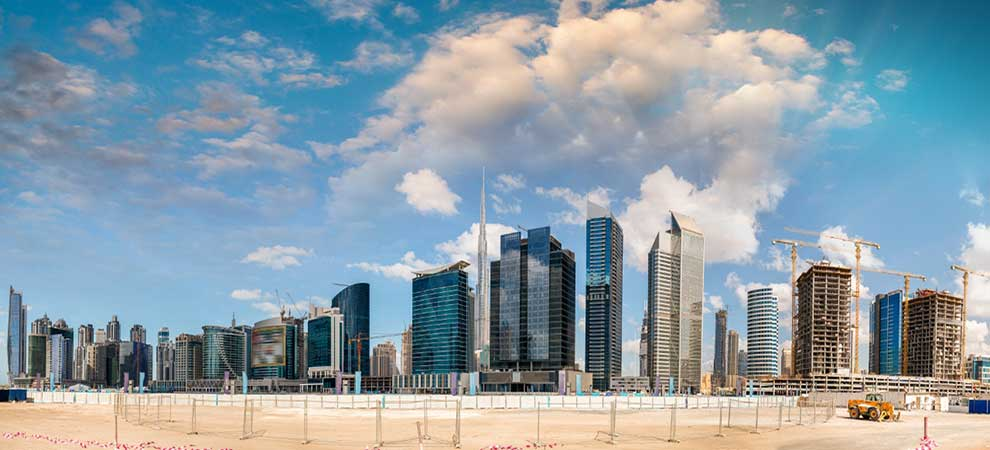 Dubai's Commercial Property Market to Moderate in 2017