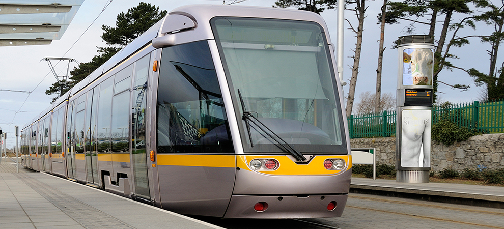 Ireland Buyers Pay 34 Percent Premium for Homes By Metrolink Stops