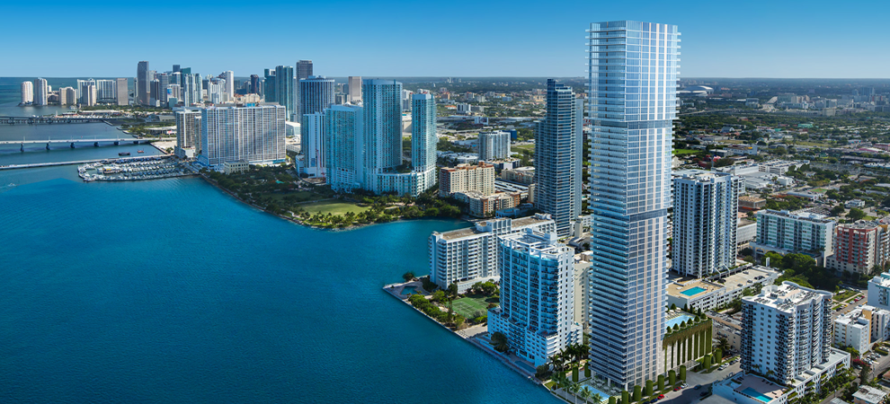 Miami's Newest Luxury Residence Tower Announced