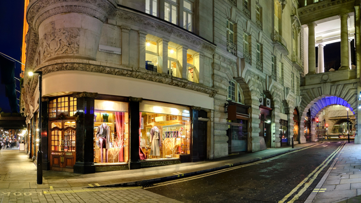 European Retail Investment Highest in Six Years