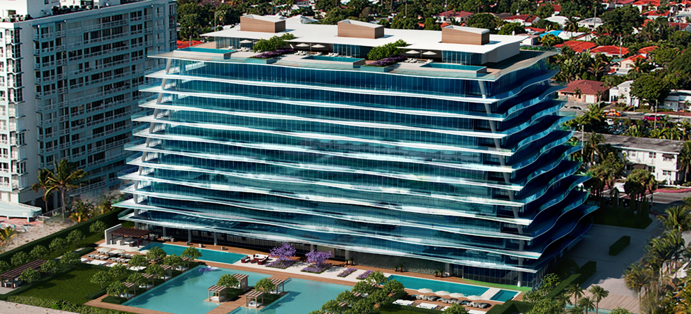 FENDI Announces First Branded Real Estate Project Worldwide in Miami