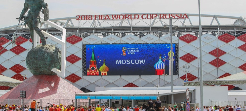Russian Hotels Enjoyed Occupancy Boost from FIFA World Cup 2018