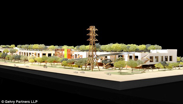 Frank Gehry Wins Approval for Facebook HQ - WORLD PROPERTY