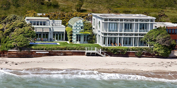 Former Yahoo CEO Puts His Malibu Home Up for Sale at $50 Million