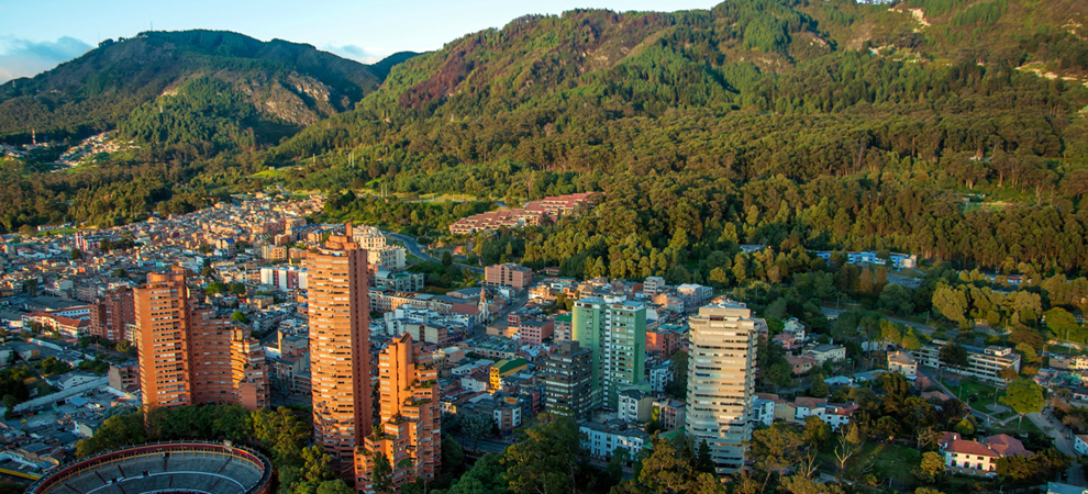 Four Seasons Opening Hotel in Bogota