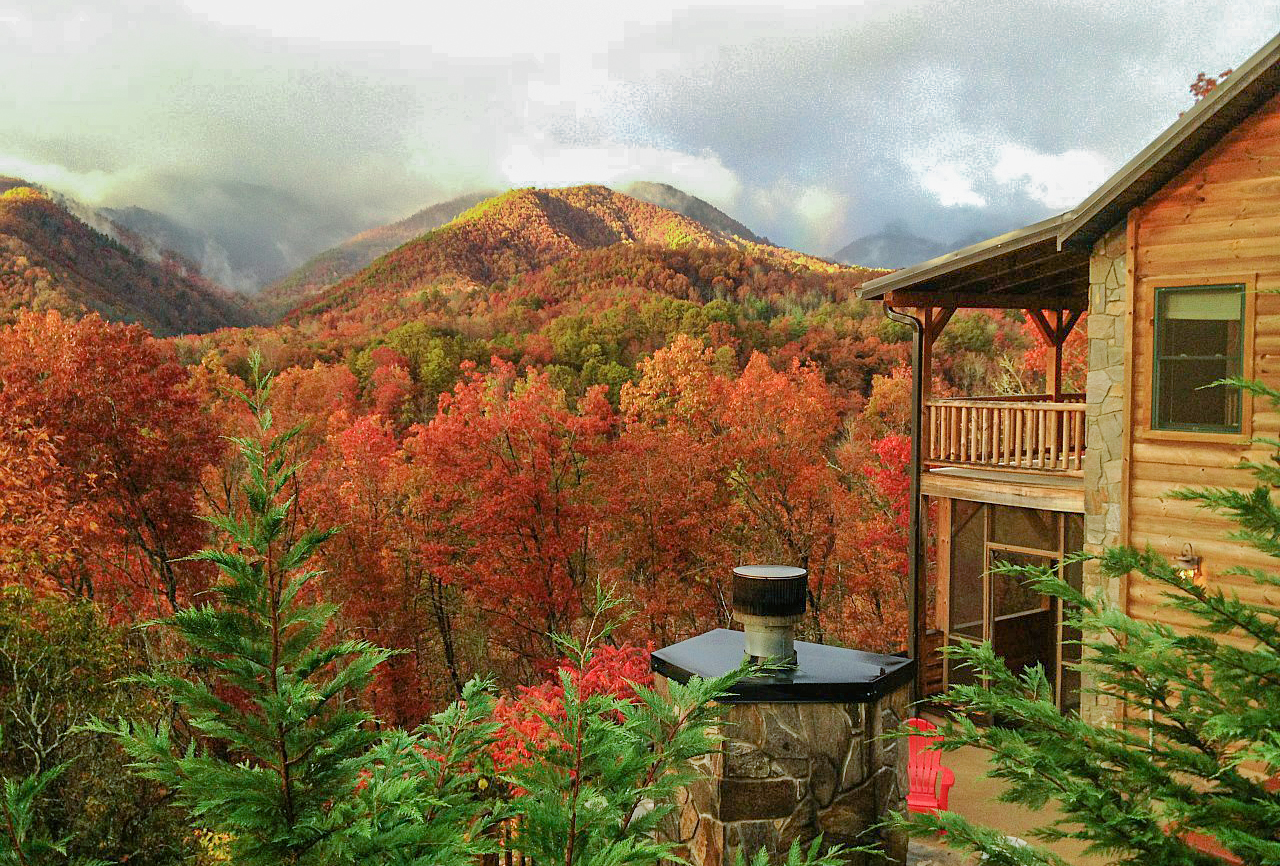 Top 5 Fall Foliage Drives In America Revealed World