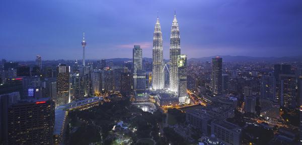 Malaysia 's First Grand Hyatt Opens