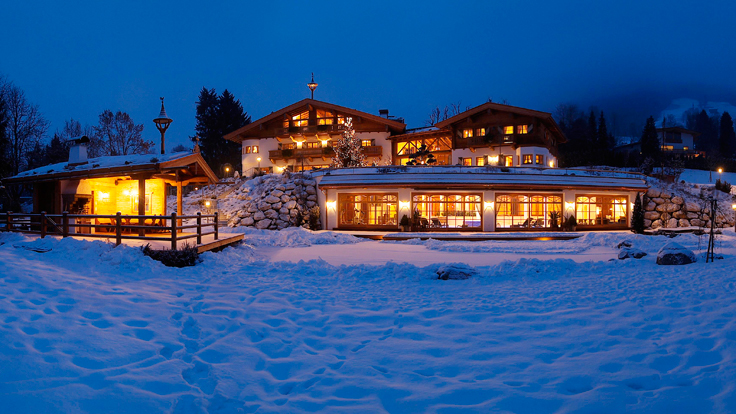 Chalet in Austria's Most Expensive Ski Resort for Sale