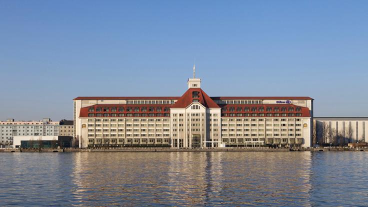 Hilton Vienna Danube Sold