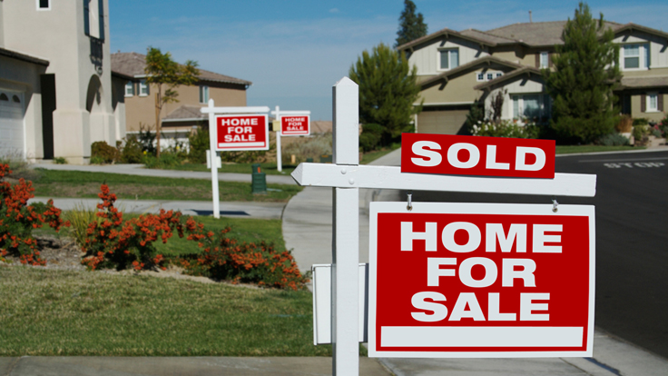U.S. Home Prices Increase, Most Since 2006
