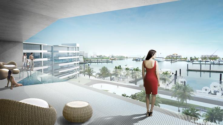 Albany Bahamas Plans BIG-Designed Luxe Residences