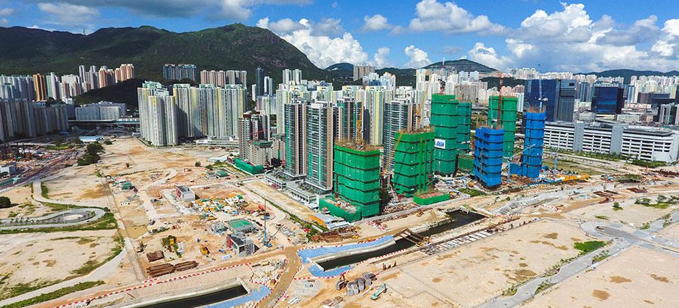 Developer Bids for Hong Kong's Kai Tak Site Drop 67 Percent Amid Political Unrest