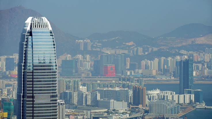 Hong Kong Government Promises Flood of New Housing Supply