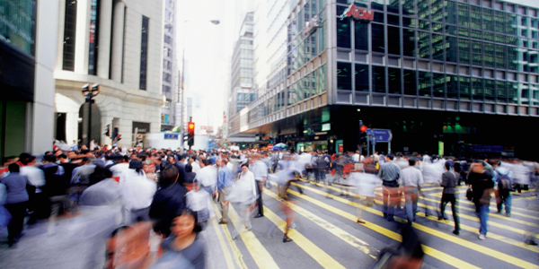Hong Kong Still World's Hottest Market