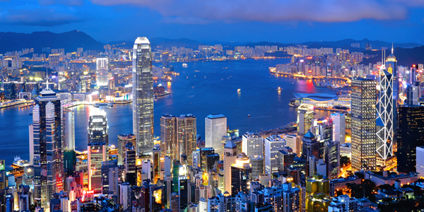 Hong Kong Slaps New 15% Property Tax on Foreign Buyers to Cool Market
