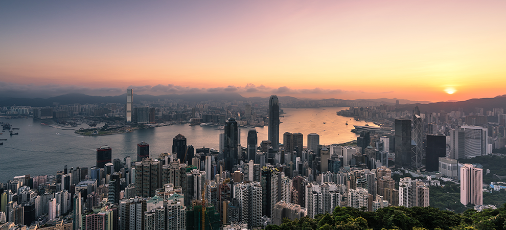 Hong Kong's Luxury Property Market Faced Double Hit in Q2