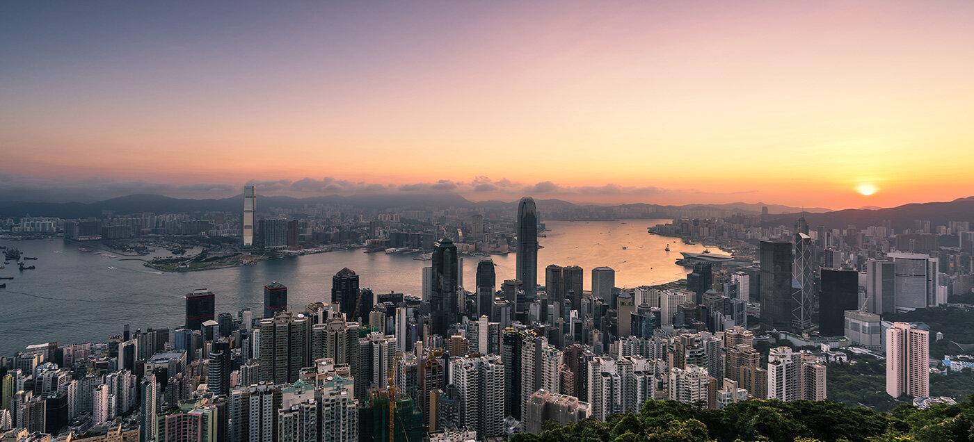 COVID Still a Drag on Hong Kong's Office Market