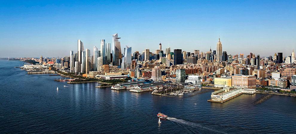 New York's $25 Billion Hudson Yards Megaproject Opens