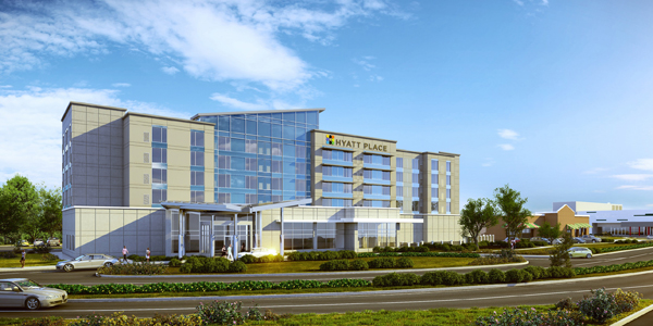 New Plans Announced for Puerto Rico's New Hyatt Place