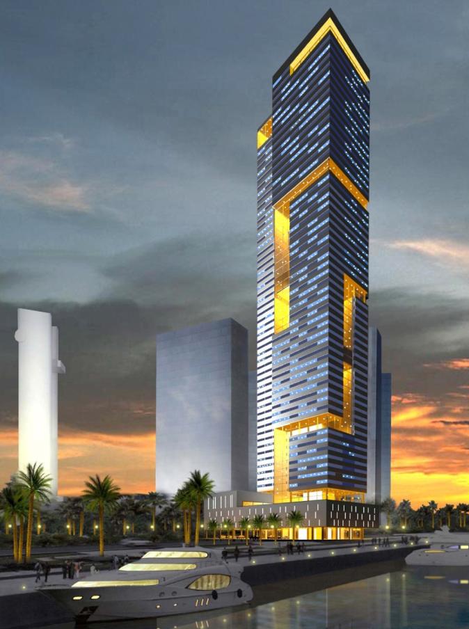 Marriott Announces New 50 Story Luxury Hotel In Bahrain