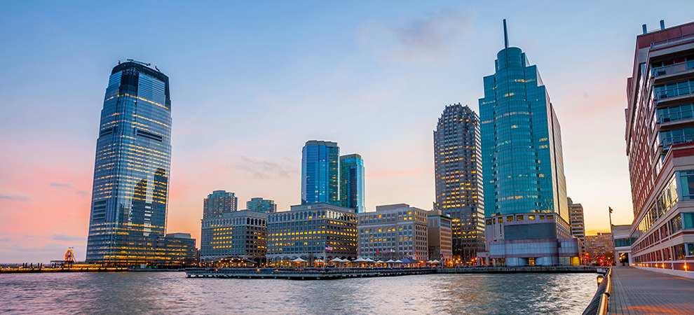 New Jersey Office Market Rents Approaching Record Highs