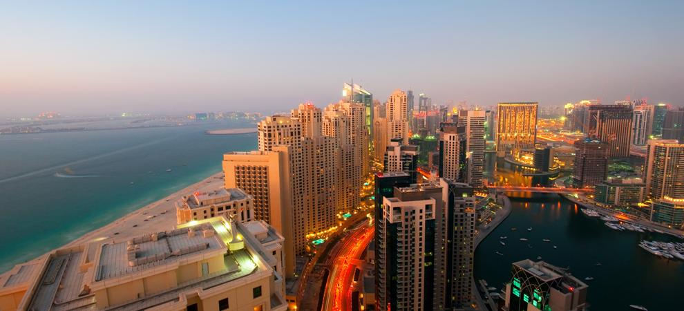 Dubai Marina Property Values Rise in Wake of Infrastructure Upgrades