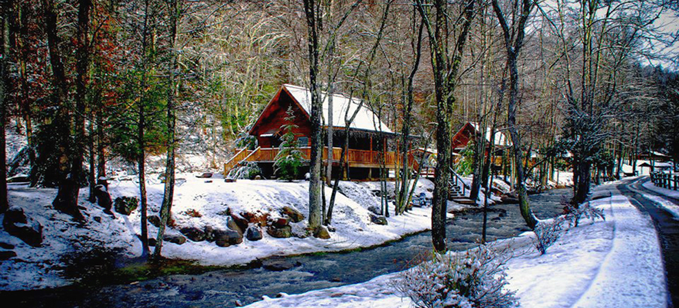 The 5 Top Christmas Hideaways In America Revealed