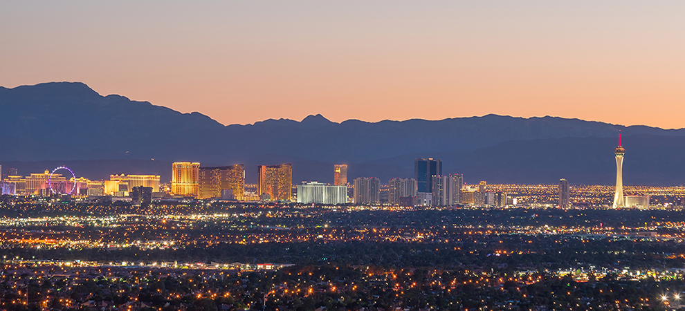 Las Vegas Home Prices Up 8.9 Percent Annually in February