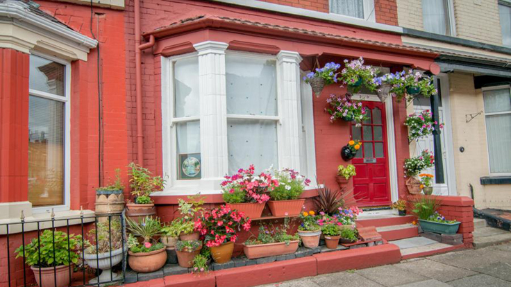 John Lennon's Childhood Home Sold