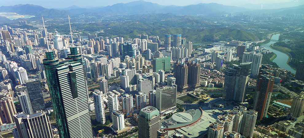 Shenzhen is Greater Bay Area's Next Major Business Growth Market