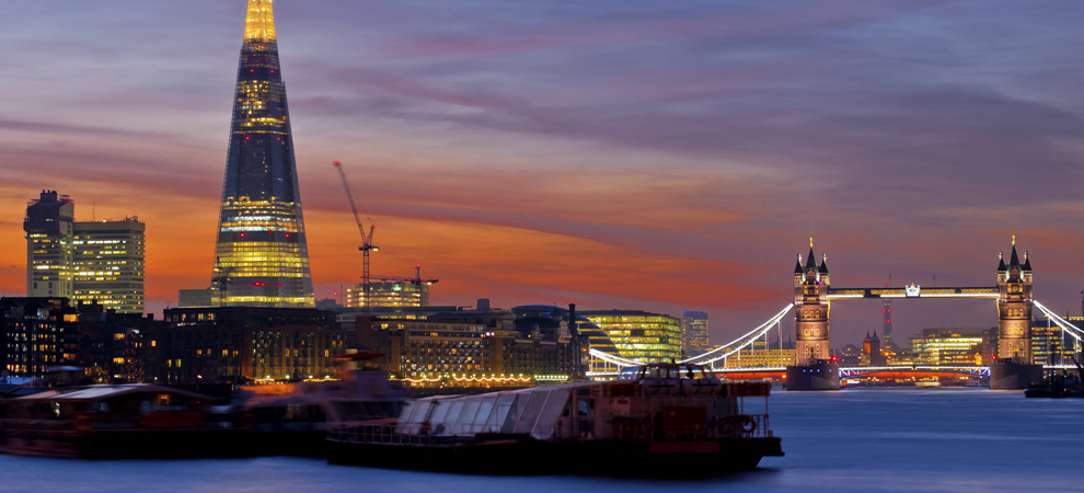 London Top Target for Global Investors, Secondary Markets Gain Popularity