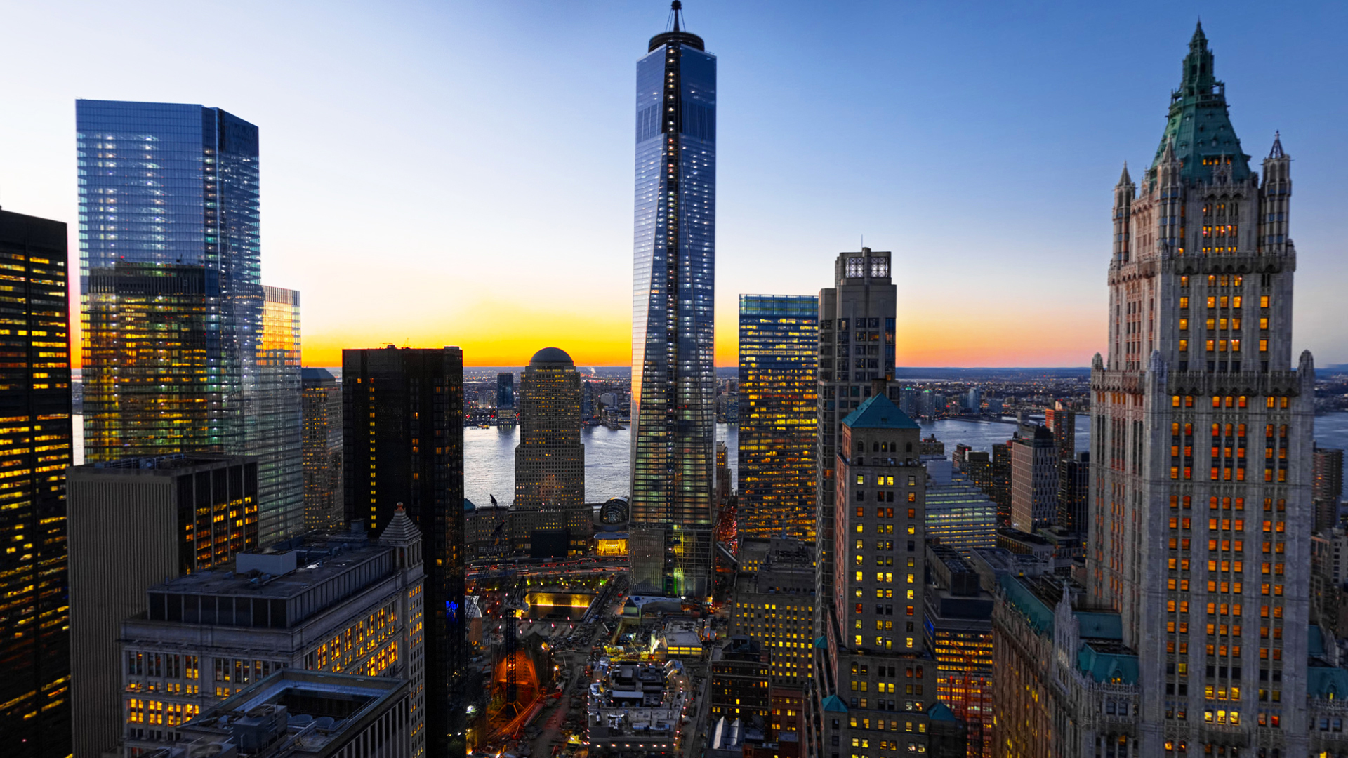 The New Downtown New York Rises Again World Property Journal