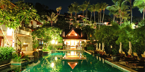 Thailand hotels enjoying strong revenue demand growth for Best design boutique hotels thailand