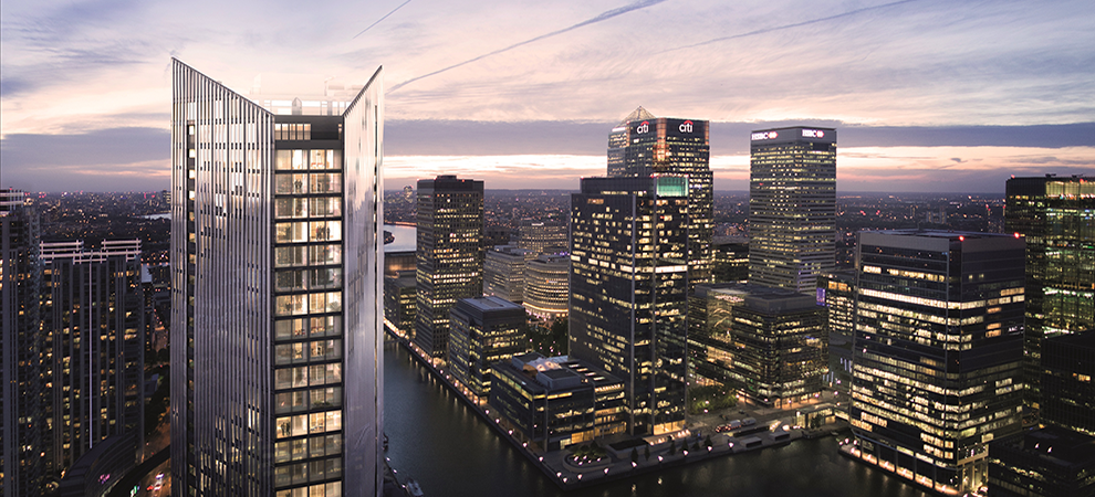 London's Skyline Adding New Luxe Condo Tower Soon