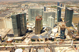 Las Vegas' CityCenter to be one of World's Largest Green Developments