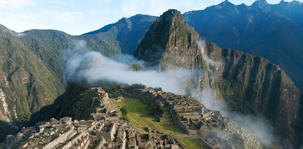 Machu Picchu by Llama