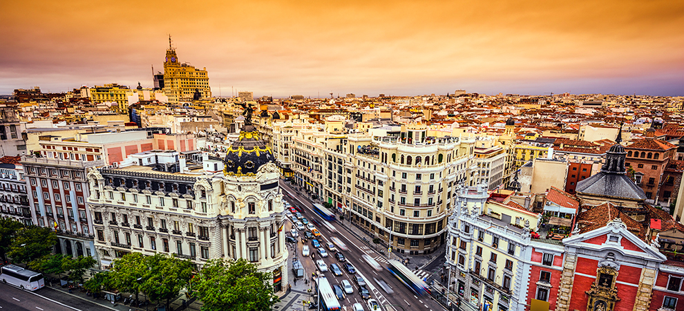 Madrid Luxury Home Prices Accelerate Upward 8 Percent in 2018